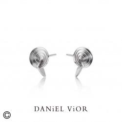 Earrings CONVOLVUL (Ag.925)